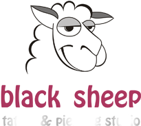 black sheep tattoo & piercing studio - Χανιά